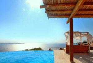 In terrazza come al mare!