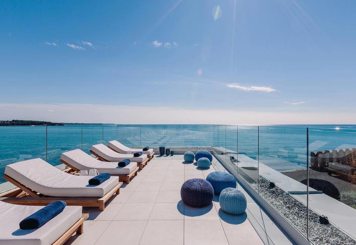 Emejing Terrazzi Sul Mare Pictures - Design Trends 2017 - shopmakers.us
