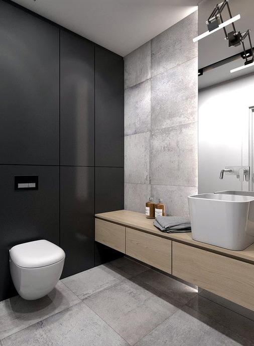 5 dritte per un bagno al passo coi tempi made with home - Smaltare piastrelle bagno ...