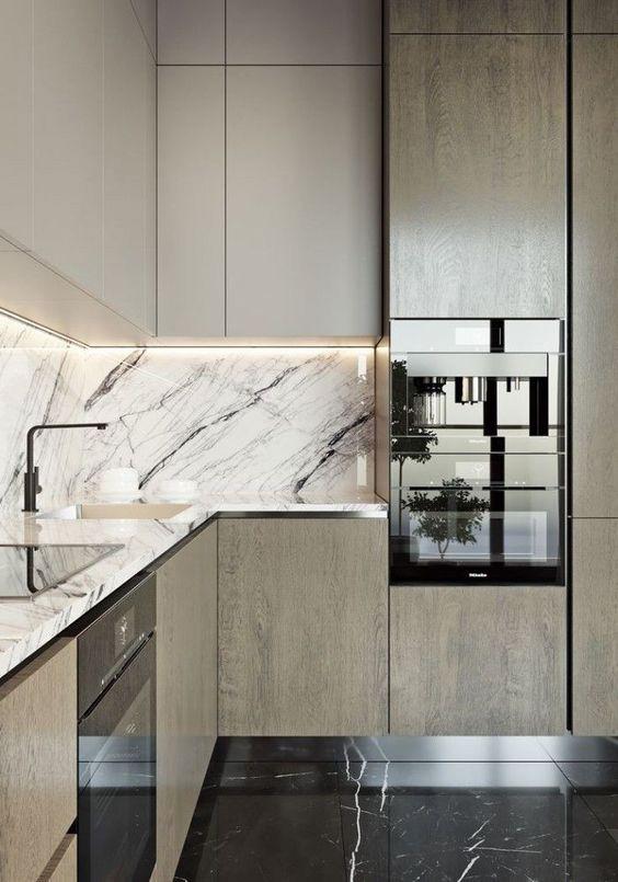 Rivestimenti in cucina...non solo piastrelle! | Made with home