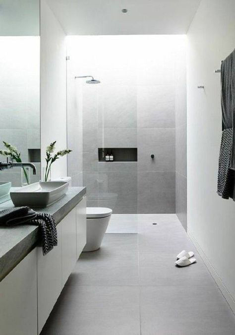 5 dritte per rendere luminoso un bagno cieco made with home - Bagno cieco soluzioni ...