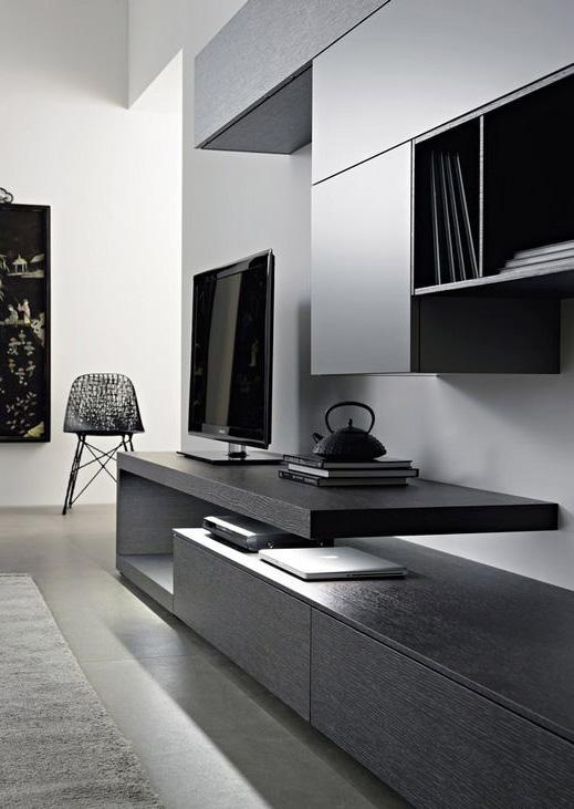 Interior Design dilemma: dove metto il televisore? | Made ...