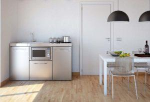 5 dritte per creare una cucina in poco spazio!