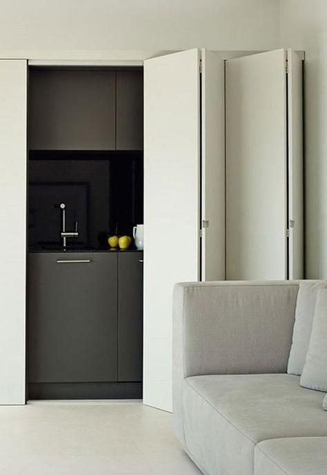 5 dritte per creare una cucina in poco spazio! | Made with home