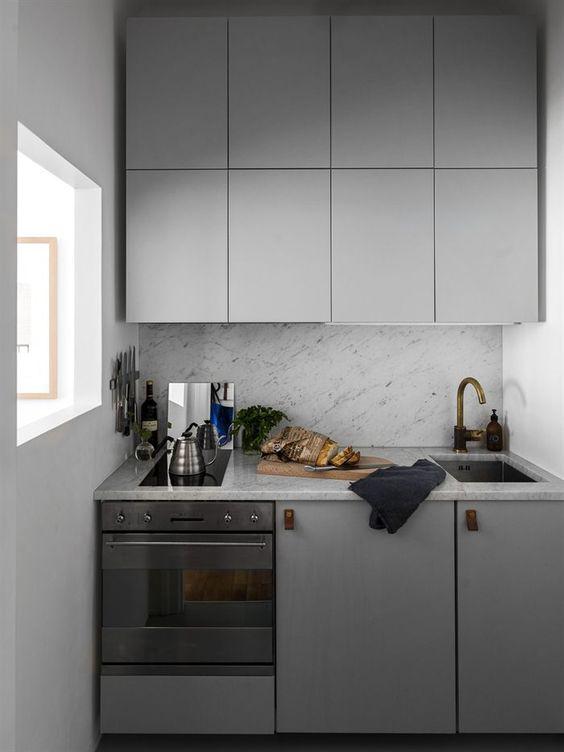 5 dritte per creare una cucina in poco spazio!   Made with home