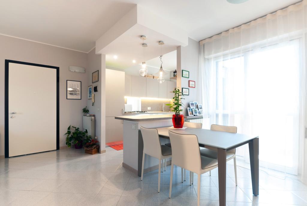 Appartamento ristrutturato a Rescaldina