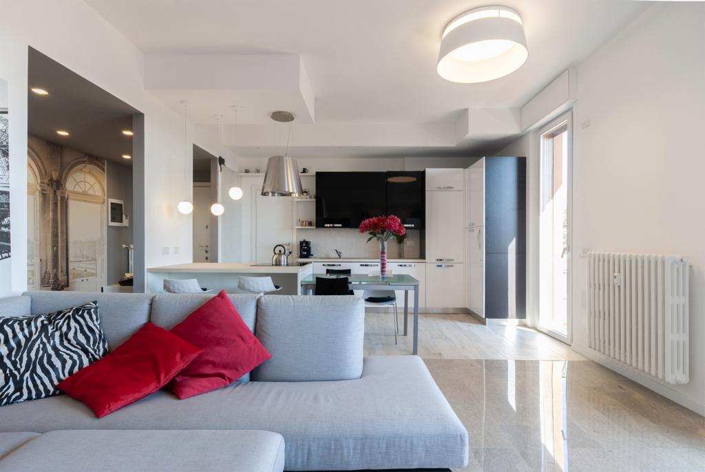 Appartamento ristrutturato a Marnate