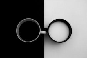 Interni in bianco e nero!
