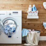 Trucchi per una lavanderia...anche quando spazio non c'è!