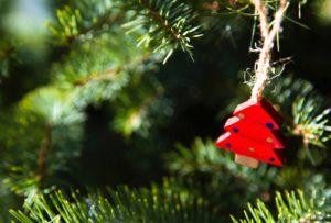 5 idee alternative per un albero di Natale in piccoli spazi!