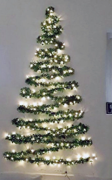 5 alternative al classico albero di Natale Idee per feste