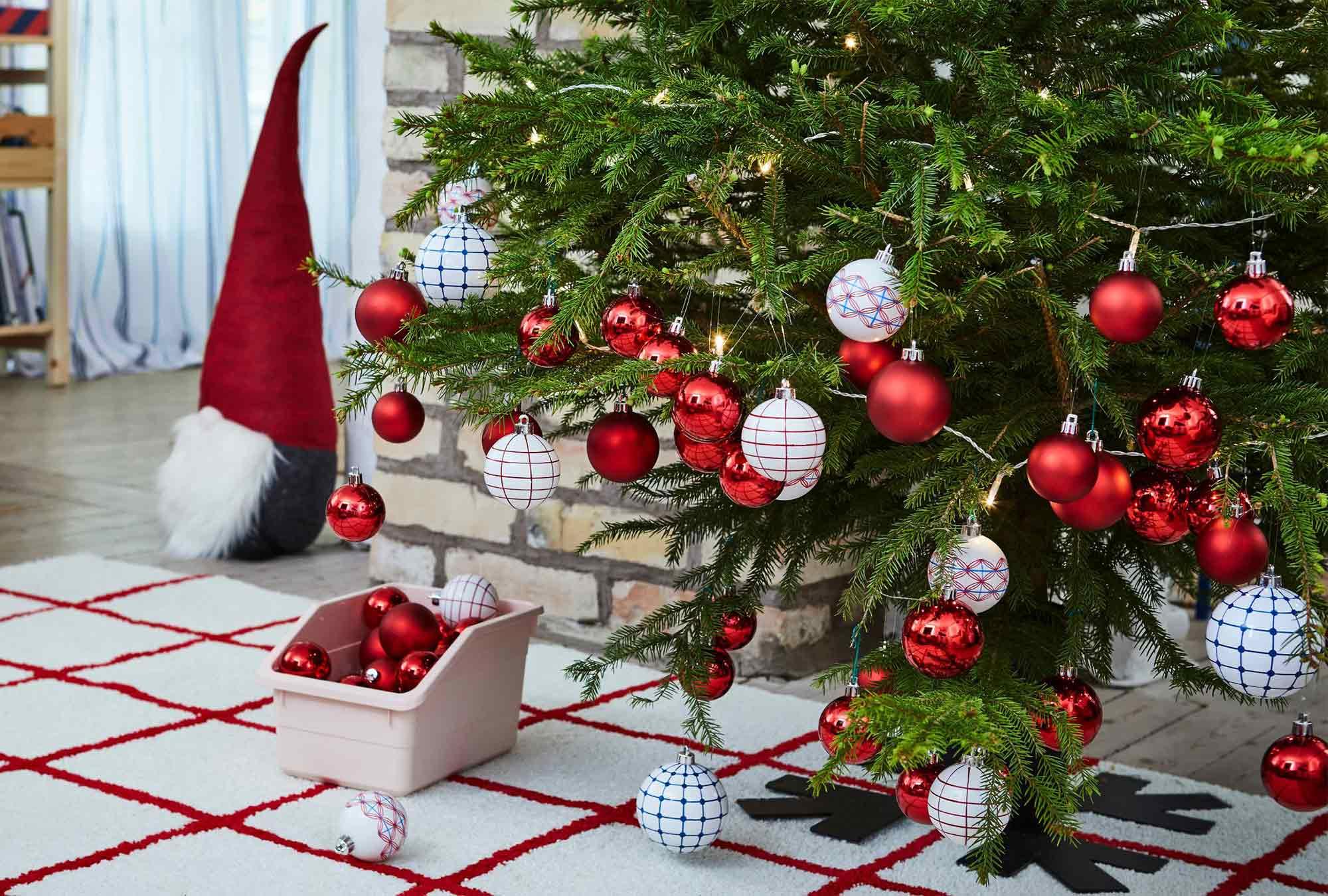 Decorazioni Natalizie Low Cost decorazioni natalizie firmate ikea per il 2019! | made with home