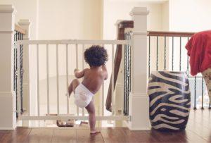 Dispositivi di sicurezza per una casa a prova di bambino!