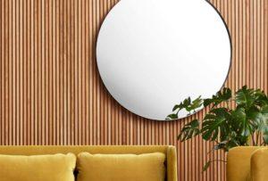 Come usare gli specchi per decorare un ambiente!