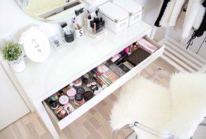 Angolo beauty: uno spazio per trucco & Co.!