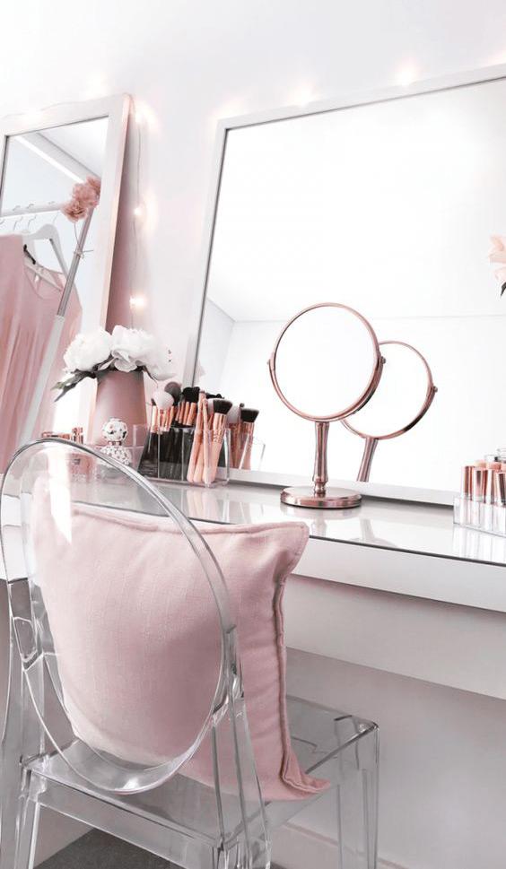Angolo Beauty Uno Spazio Per Trucco Co Made With Home