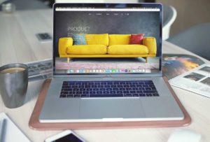 Arredamento online: l'e-commerce funziona anche qui!