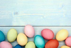 Pasqua a casa: qualche idea per le decorazioni!