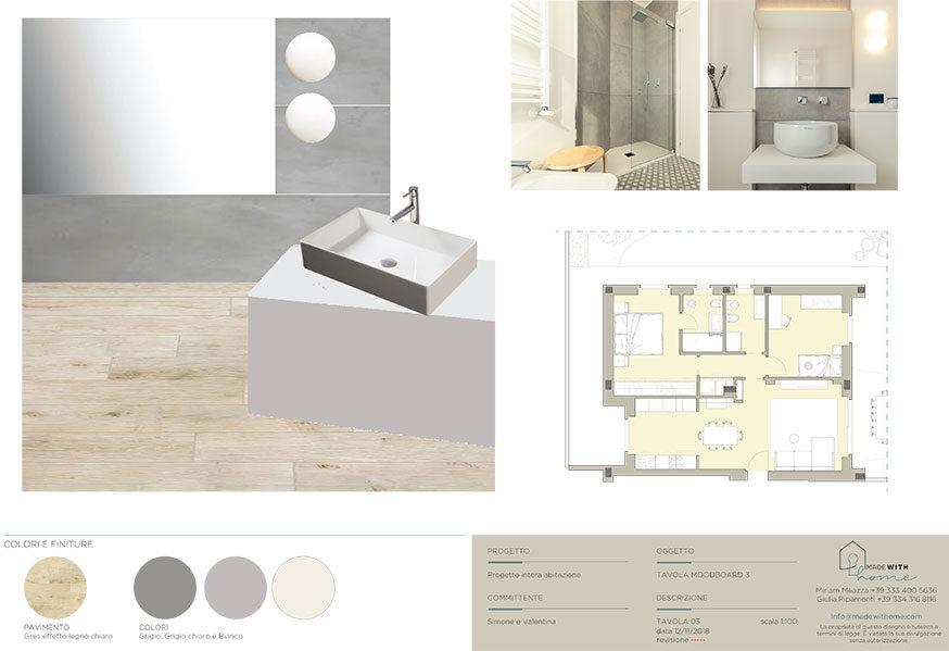 Moodboard bagno 2_La nuova Casa di Simone e Valentina