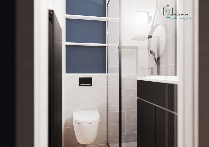 Render bagno_L'appartamento in Blu di Fabio