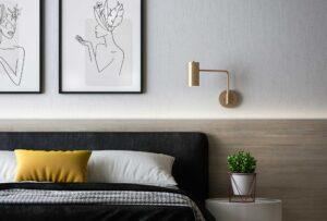 Hai un punto luce a parete che non sai proprio come utilizzare? Guarda tra quante tipologie di applique puoi scegliere!